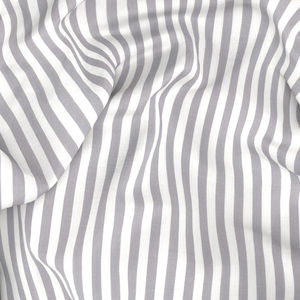 Camicia Grigia a Righe