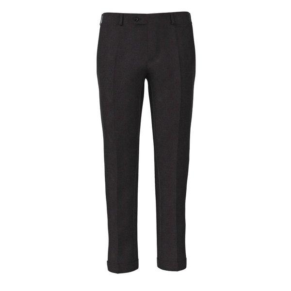 Pants Carlo Barbera Four Seasons Solid Dark Grey