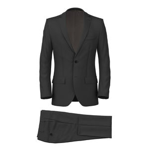 Suit Super 180's Grey