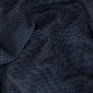 Giacca Stretch Blu Pied de Poule