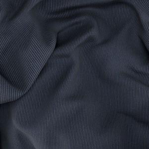 Blazer Blu Micro Stripe