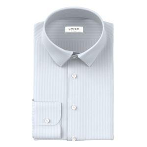 Camicia Azzurra Spigata Cotone