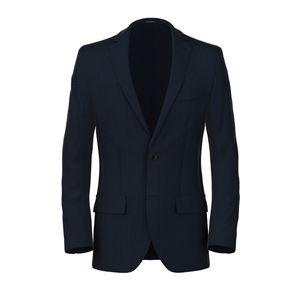 Blazer Check Blu Melange