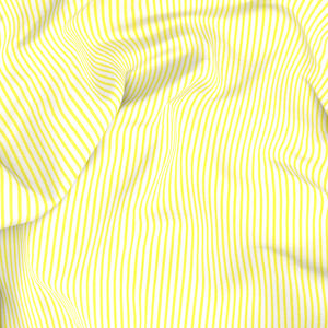 Camicia Gialla a Righe