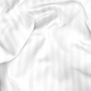Hemd Zeremonie Weiß mit Streifen Produzent  Thomas Mason