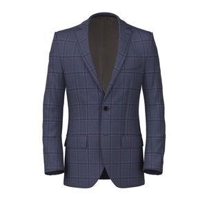 Jacket 150's Blue Check