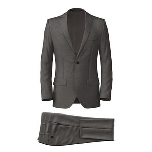Suit Icon Light Grey