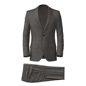 Suit Icon Light Gray