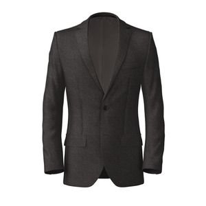 Jacket Grey Birdseye
