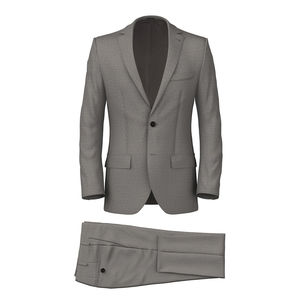 Suit Grey Armaturato