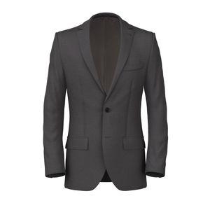 Jacket Micro Dots Grey