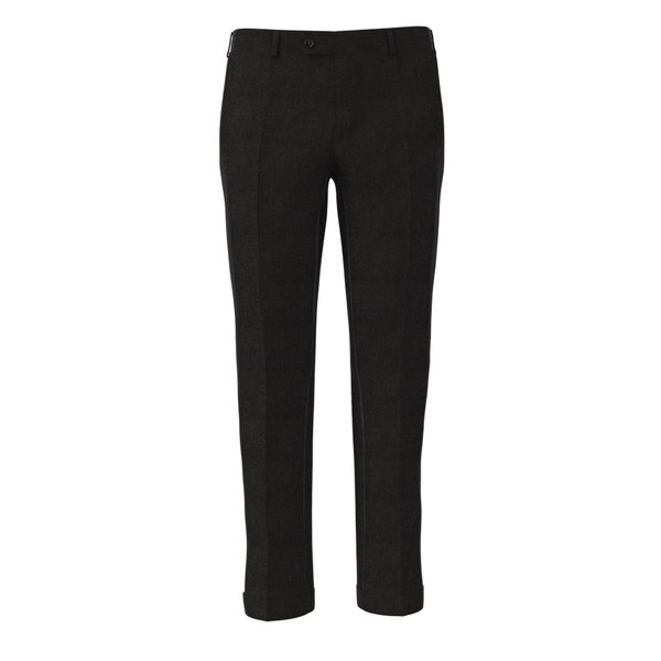 Trousers Reda Four Seasons Microdesign Black