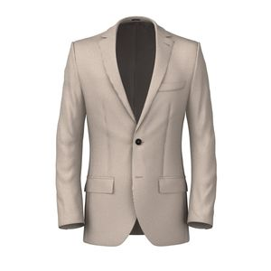 Jacket Cotton Sand