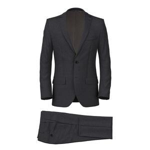 Suit Traveller Grey Twill