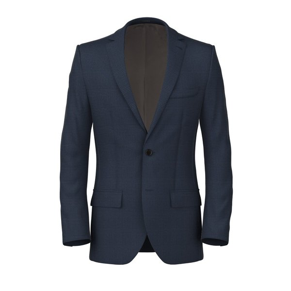 Jacket Tallia Delfino Spring/Summer Prince of Wales Blue