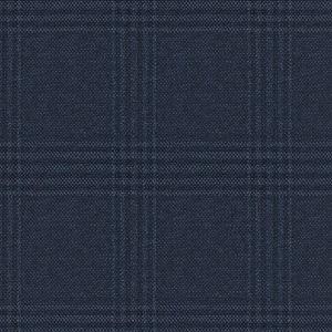 Blazer Denim Blau Glencheck