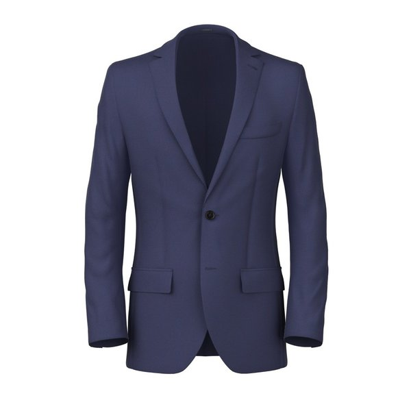Blazer Tallia Delfino Spring/Summer Solid Light Blue