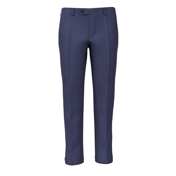 Trousers Tallia Delfino Spring/Summer Solid Light Blue