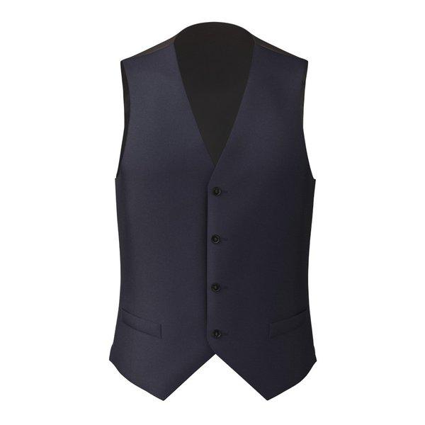 Waistcoat Tallia Delfino Four Seasons Solid Dark blue