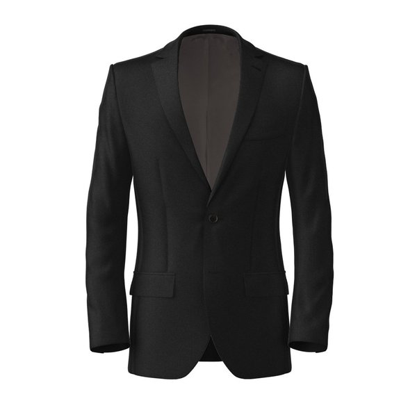Jacket Tallia Delfino Four Seasons Solid Black