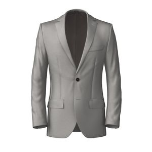 Veste Gris Authentique