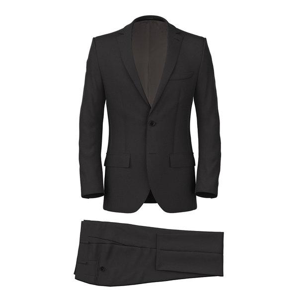 Suit Vitale Barberis Canonico Spring/Summer Solid Dark Grey
