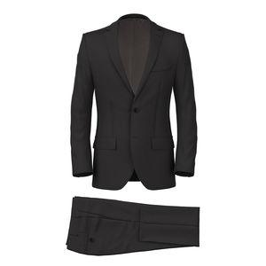 Suit Icon Dark Grey
