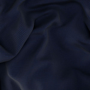 Suit Blue Microdesign