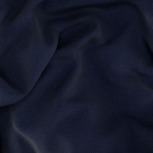 Abito Blu Microdesign