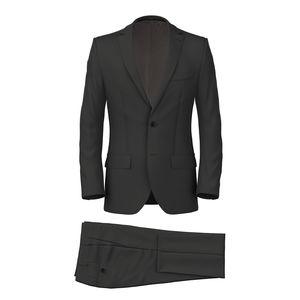 Suit Charcoal Grey