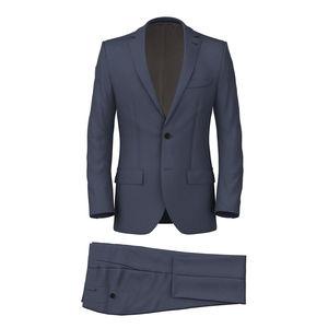 Suit Blue Riviera