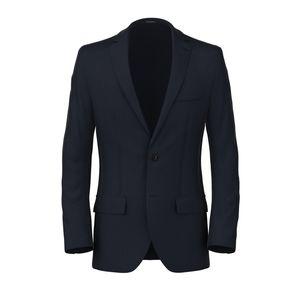 Blazer Check Blu