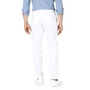 Pantaloni chino Bianco
