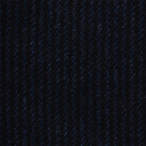 Cappotto Traveller Blu Rigato Tessuto prodotto da  Drago
