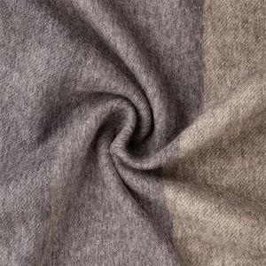 Sciarpa Trio Grigia Tessuto prodotto da  MaAlBi