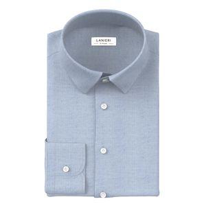 Shirt Light Herringbone Flannel