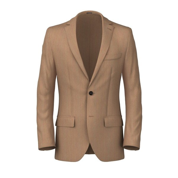 Blazer Drago Primavera/Estate Grisaglia Marrone