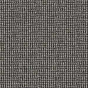 Grey Houndstooth Cashmere Blazer Fabric produced by  Drago