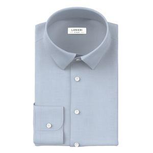 Camicia Natural Stretch Azzurra