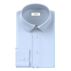 Shirt Light Blue End-on-end