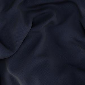 Gilet Blu Notte Occhio di Pernice Tessuto prodotto da  Loro Piana