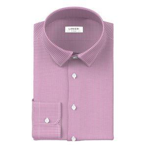 Shirt Lavender Check