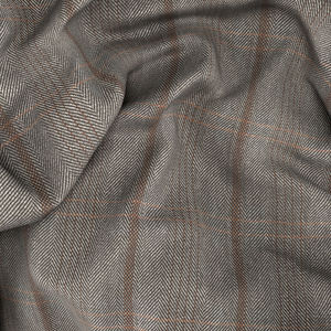 Stone Fantasia Cashmere Blazer Fabric produced by  Piacenza
