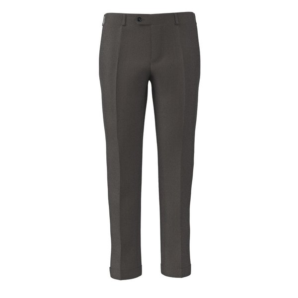 Pants Reda Four Seasons Striped Light Grey