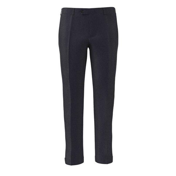 Trousers Reda Four Seasons Striped Blue