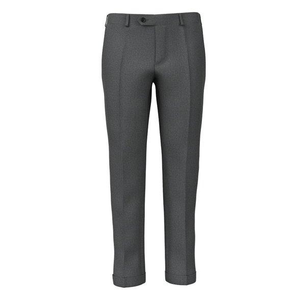 Pantaloni Grigi Microdesign Tessuto prodotto da  Reda