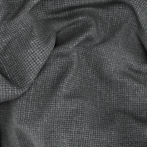 Giacca Grigia Microdesign Tessuto prodotto da  Reda