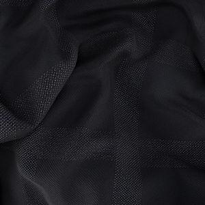 Gilet Bleu Macro Quadrillé Tissu fabriqué par  Lanificio Subalpino