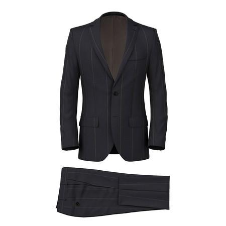 Bien connu Costume homme sur mesure en ligne - Tissu italien | Lanieri GC56