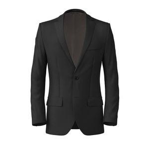 Jacket Traveller Grey Wool